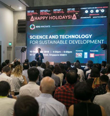 Events on Deep Tech and innovation in Singapore