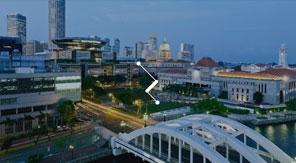 SGInnovate supported by Singapore Government