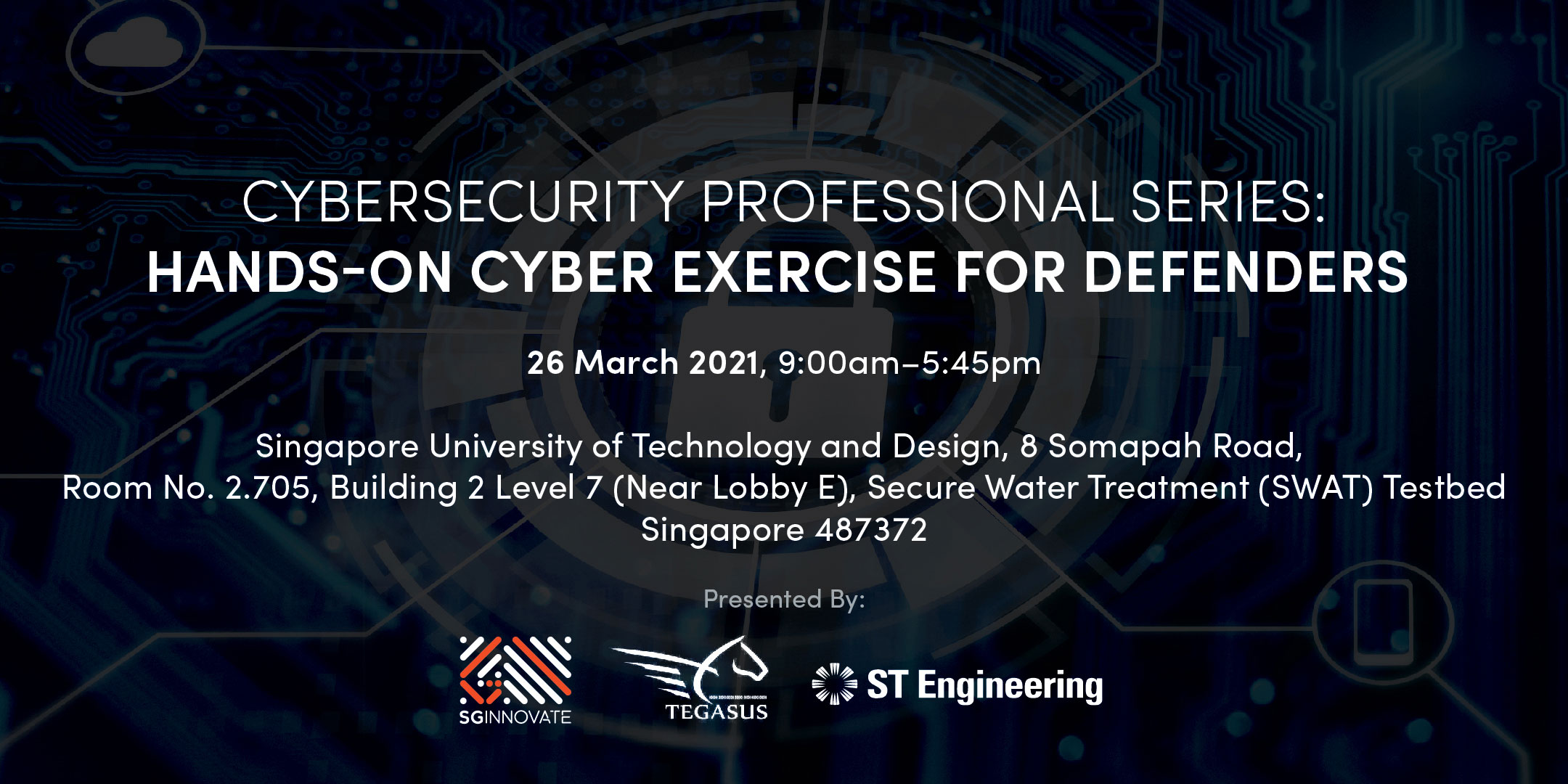 Hands-on Cyber Exercise for Defenders