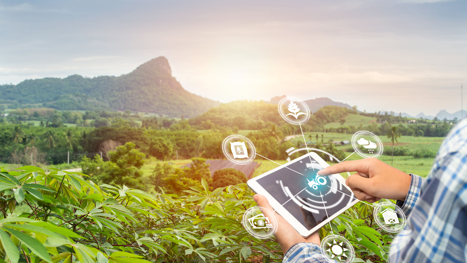 Cultivating High-tech Change in the Agriculture Industry