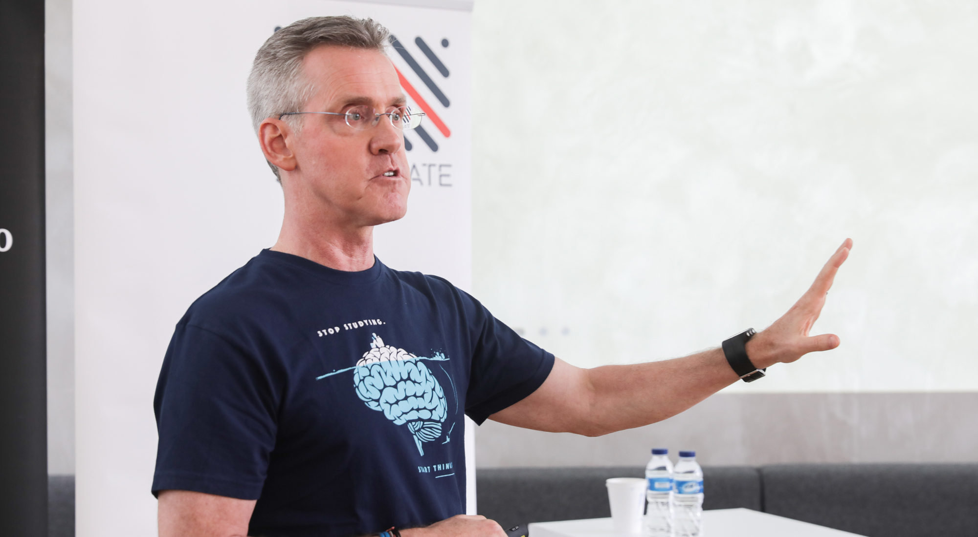 Great Owls Interview - Steve Leonard, Founding CEO of SGInnovate