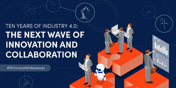 Ten Years of Industry 4.0: The Next Wave of Innovation and Collaboration