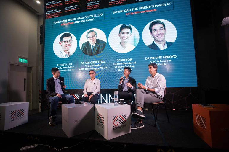 Old Money, Young Talent A Potent Mix to Take Singapore's Deep Tech Scene Forward: Panellists